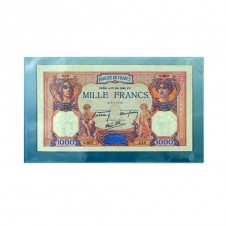 Buste trasparenti per banconote 270 x 157 mm