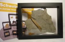 Cornice sospeso 3D 270 x 225 mm colore nero