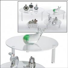 Espositore rotondo diametro 200 mm