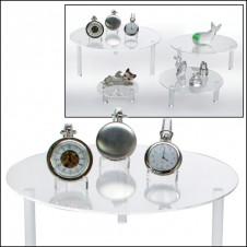 Espositore rotondo diametro 240 mm
