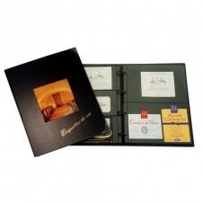 Album per etichette di vino