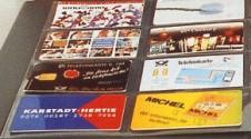 Fogli supplementari 7564 per Album Telecard