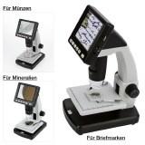 Microscopio digitale LCD