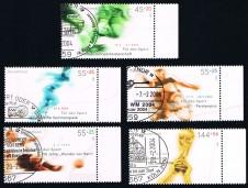BRIEFMARKEN FRANCOBOLLI PRO SPORT - 2004 timbrato