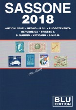 Sassone Blu 2018