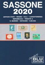Sassone Blu 2020