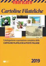 UNIFICATO CATALOGO DELLE CARTOLINE FILATELICHE EDIZIONE 2019