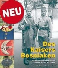 LIBRO BUCH DES KAISERS BOSNIAKEN KUK