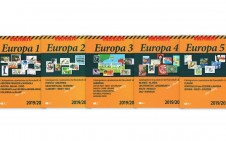 CATALOGO UNIFICATO EUROPA VOLUME 1-5 2019/2020