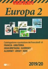 CATALOGO UNIFICATO EUROPA VOLUME 2 2019/20 nuovo