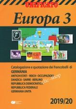 CATALOGO UNIFICATO EUROPA VOLUME 3 2019/20 nuovo