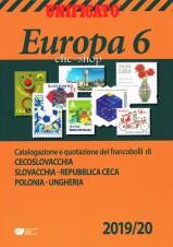 CATALOGO UNIFICATO EUROPA VOLUME 6 2019/20 nuovo