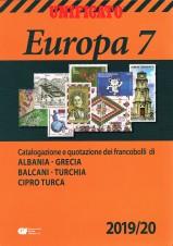 CATALOGO UNIFICATO EUROPA VOLUME 7 2019/20 nuovo