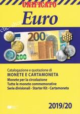 Unificato Monete Euro 2019-20