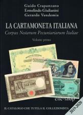 1 CATALOGO BANCONOTE LA CARTAMONETA ITALIANA 2019/2020 CRAPANZANO GIULIANINI