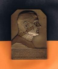 Medaille - Plakette - Medaglia OBERST - REICHSFRH - v- LEMPRUCH - VERTEIDIGUNG - DER FRONT - STILFSERJOCH - ORTLER - CEVEDALE