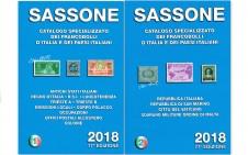 Sassone Specializzato Volume 1 + Volume 2 2018