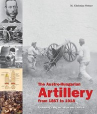 LIBRO BUCH THE AUSTRO-HUNGARIAN ARTILLERY from 1867 TO 1918 KUK