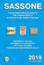 Sassone Specializzato Volume 2 2019