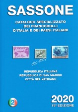 Sassone Specializzato Volume 2 2020