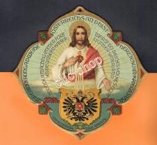 ZUR ERINNERUNG D WEIHE HERZ JESU IM KRIEGSJAHR 1914-1915 Brixen