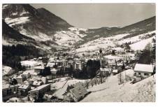 ANSICHTSKARTEN VAL GARDENA ORTISEI ST. ULRICH ALTO ADIGE SÜDTIROL GELAUFEN 1954