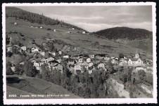 ANSICHTSKARTE STILFS STELVIO VINSCHGAU VENOSTA SÜDTIROL ALTO ADIGE GELAUFEN 1947