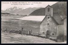 ANSICHTSKARTE ST. VALENTIN AUF DER HAID S. VALENTINO CHIESETTA VINSCHGAU SÜDTIROL