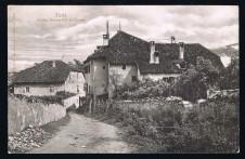 ANSICHTSKARTE EPPAN ANSITZ AUSERHOF NON VIAGGIATA 1906 SÜDTIROL ALTO ADIGE