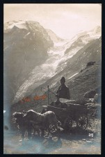 Ansichtskarte Cartolina Foto Franzenshöhe Stilfserjoch Ortlerfront KuK WW1 WK1 1 Weltkrieg Prima guerra mondiale
