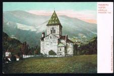 ANSICHTSKARTEN ST. LEONHARD IN PASSEIER ANDREAS HOFER KAPELLE ALTO ADIGE SÜDTIROL