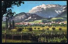 ANSICHTSKARTE EPPAN ÜBERETSCH ST. MICHAEL SÜDTIROL GELAUFEN 1913