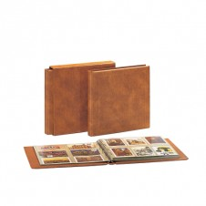 Maxi-raccoglitore per cartoline postali, lettere.. completo di 8 fogli (1011 e 1012)