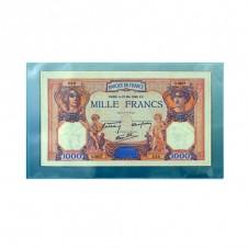 Buste trasparenti per banconote 205 x 125 mm