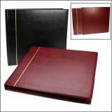 """Album per cartoline """"Standard"""" rosso vinaccia"""