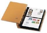 Raccoglitore Compact per cartoline, lettere, FDC