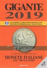 GIGANTE 2019 Monete Italiane