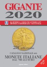 CATALOGO GIGANTE 2020 Monete Italiane