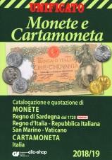 Unificato Monete e cartamoneta italiana 2018 - 19