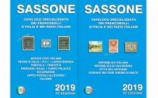 Sassone Specializzato Volume 1 + Volume 2 2019