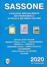 Sassone Specializzato Volume 1 2020