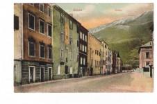 ANSICHTSKARTE BRIXEN GRABEN BRESSANONE ALTO ADIGE SÜDTIROL GELAUFEN 1917