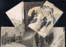 WW1 Foto e Cartoline Militare