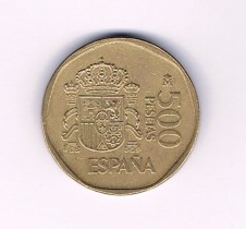 Monete Spagna